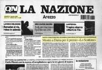 La Nazione - 21 Agosto 2009 - Lo Scattone 2009