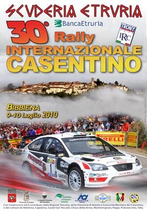 rally casentino 2010