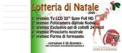 Lotteria Natale 09 2009